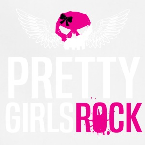 PRETTY GIRLS ROCK - Adjustable Apron
