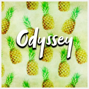 PineappleOdyssey - Adjustable Apron