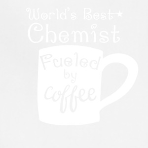 World's Best Chemist Fueled By Coffee - Adjustable Apron
