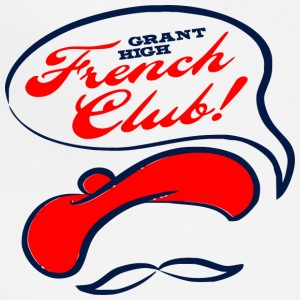 Grant High French Club - Adjustable Apron