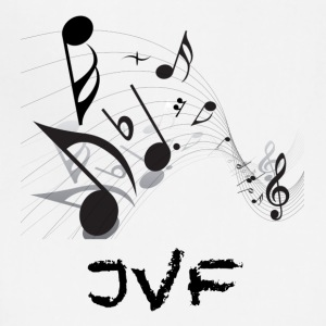 The JVF Music Edition - Adjustable Apron