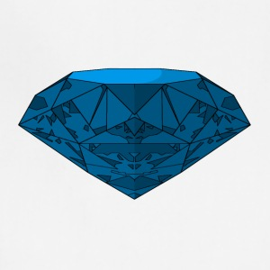 Blue Diamond - Adjustable Apron