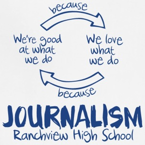 Journalism Ranch view High School - Adjustable Apron