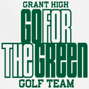 Grant High Go For The Green Golf Team - Adjustable Apron