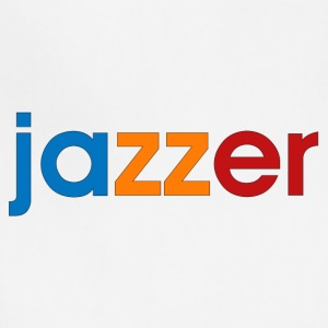 Colorful jazzer - Adjustable Apron