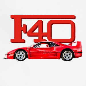 Ferrari F40 - Adjustable Apron