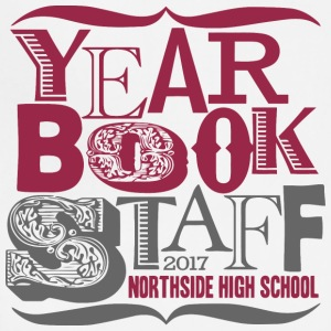 YEARBOOK STAFF 2017 NORTH SIDE HIGH SCHOOL - Adjustable Apron