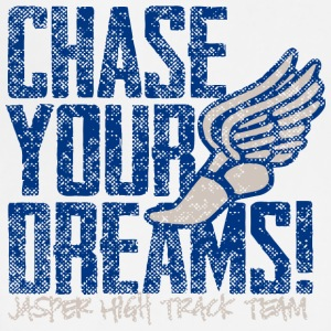 Chase Your Dreams Jasper High Track Team - Adjustable Apron