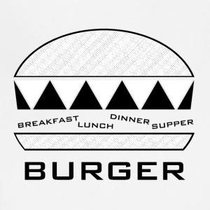 Burger - Adjustable Apron