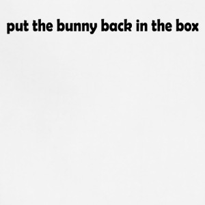 Bunny in the Box - Adjustable Apron