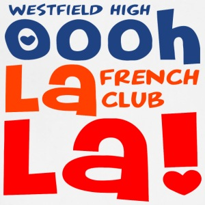 WESTFIELD HIGH FRENCH CLUB - Adjustable Apron