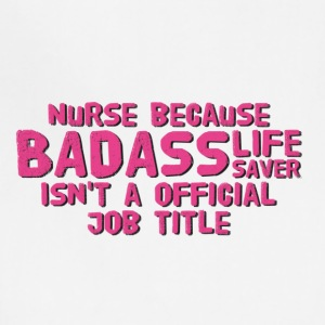 Nurse Quote - Adjustable Apron