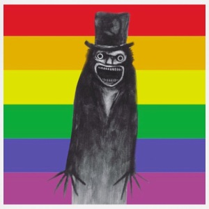 Babadook Movie - Adjustable Apron