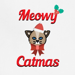It's Catmas time - Adjustable Apron