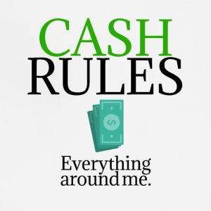 Cash Rules - Adjustable Apron