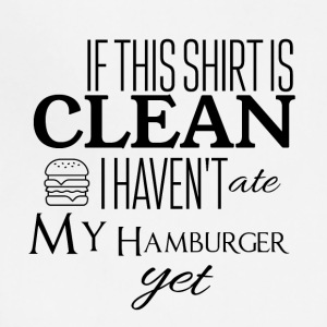 Hamburger lover - Adjustable Apron