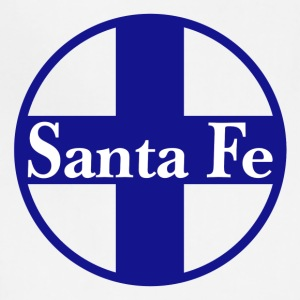 santa fe logo - Adjustable Apron