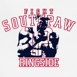Fight southpaw ringside - Adjustable Apron