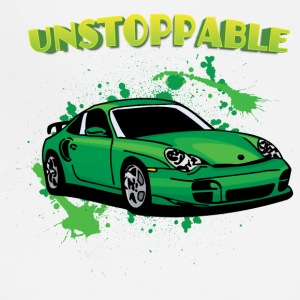 Unstoppable_Green_porsche_911 - Adjustable Apron