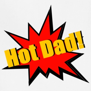 Hot Dad Splash - Adjustable Apron