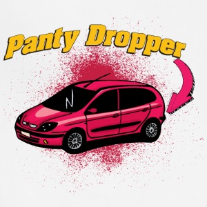 Panty_dropper_small_car - Adjustable Apron