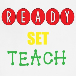 READY SET TEACH 1 3x - Adjustable Apron