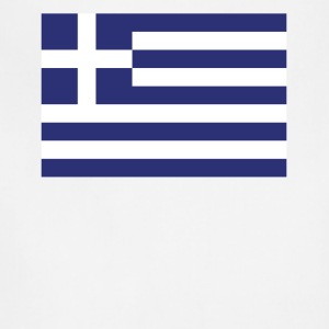 Flag of Greece Cool Greek Flag - Adjustable Apron