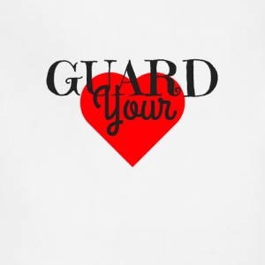 GUARD YOUR HEART - Adjustable Apron
