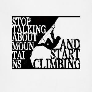 Start climbing - Adjustable Apron