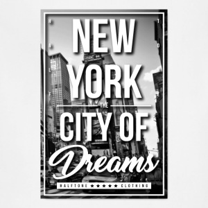 NYC CITY OF DREAMS - Adjustable Apron