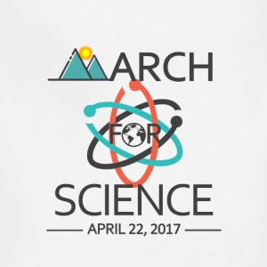 March for Science - Adjustable Apron