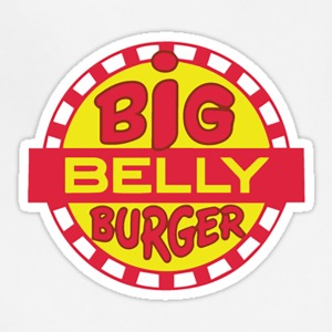 Big Belly Burger - Adjustable Apron