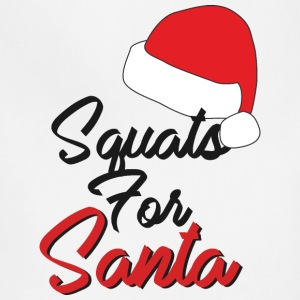 Squats For Santa - Adjustable Apron