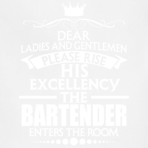 BARTENDER - EXCELLENCY - Adjustable Apron