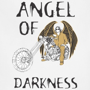 ANGEL OF DARKNESS - Adjustable Apron
