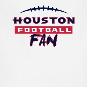 Houston Football Fan - Adjustable Apron