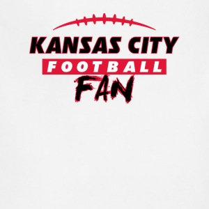Kansas City football fan - Adjustable Apron