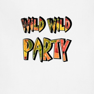 Wild Wild Party - Adjustable Apron