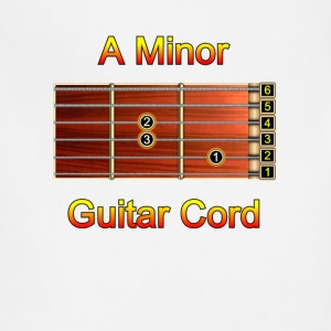 Guitar Cord - A Minor - Adjustable Apron