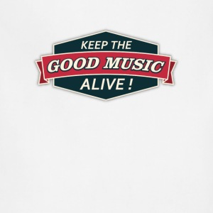 Keep The Good Music Alive Vintage - Adjustable Apron