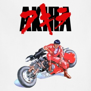 Kaneda and His Bike - Adjustable Apron