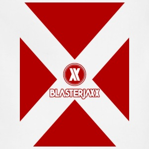 Blasterjaxxr Red V - Adjustable Apron