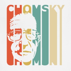 Retro Chomsky - Adjustable Apron