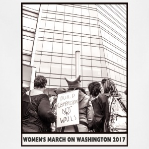 10 Women's March on Washington 2017-Compassion - Adjustable Apron