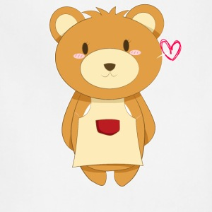 Love My Mama Bear - Adjustable Apron