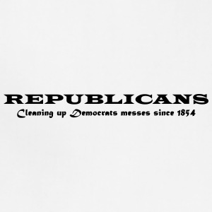Republicans - Adjustable Apron