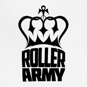 Roller Army Logo - Adjustable Apron