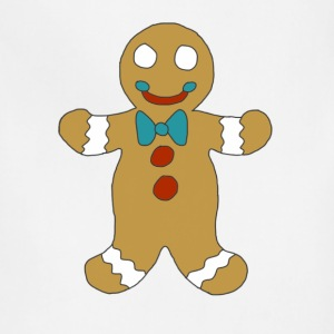 Gingerbread Man - Adjustable Apron