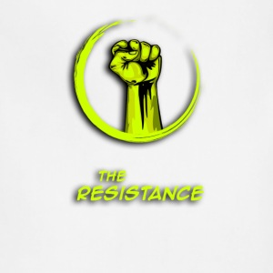 The Resistance T-shirt - Adjustable Apron