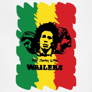 Wailing Wailers rasta - Adjustable Apron